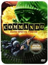 Commando-Special Elite Forces [New DVD] Collector's Ed, Tin Case