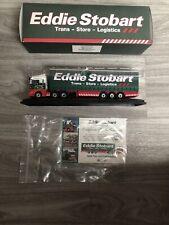 Eddie Stobart Trucks Vans Diecast Models 1/76 Scale Scania MAN Volvo Ford Atlas