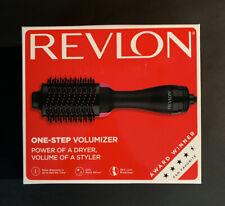 REVLON Salon ONE-STEP Hair Dryer and Volumizer #RVDR5222 ~ NIB/SEALED ~RV $59.99