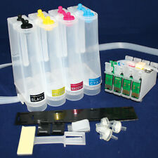 Non-oem EMPTY CISS Ink System fits with EPSON WF-7610DWF WF-7620DTWF 27XL