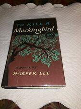 fine 1st 50th Anniversary Ed. To Kill a Mockingbird - Harper Lee - Hc Dj protect