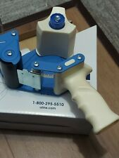 Uline H 596 Industrial 3 Inch Side Loader Tape Dispenser Shipping Gun New