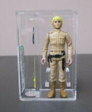 Luke Skywalker Bespin Blonde 1980 STAR WARS Graded AFA 80 NM HK Coo JJ