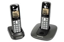 Panasonic Kx-Tg6412 Home Phone System DECT6.0 With 2 Handsets