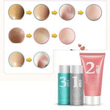Pig nose Mask Clear Black Head remover 3 Step Kit Korean Cosmetic Facial Pore BE