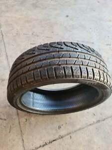 N°1 Pneumat 225/40 R18 92V M+S Pirelli WINTER 240  TERMICHE INVERNALI USATE