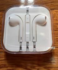 OEM Original Apple Earpods 3.5MM Jack Headphones Sealed For iPhone 5 5s 5C 6 6s