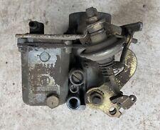 Vintage Original Vw Solex 34 Pict 3 Carburetor Big Beetle Carb
