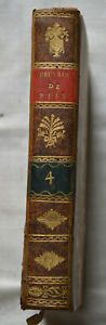 1810 Œuvres choisies Antoine Pierre augustin vol IV Chansons 9 partitions BE