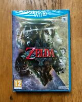The Legend of Zelda Twilight Princess HD (Nintendo Wii U) - NEUF / SCELLÉ