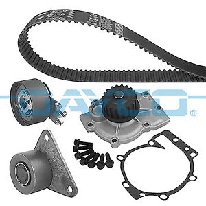 For Volvo C70 S40 S60 V40 Xc90 Timing Belt Kit with Water Pump Dayco KTBWP3160