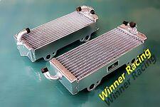 Fit GAS GAS EC 450 FSE/FSR 2002-2006 2003 2004 2005 Braced Aluminum Radiator