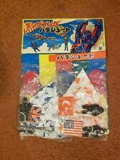 Japanese King Kong parachute display Bullmark Popy monster blow mold bootleg
