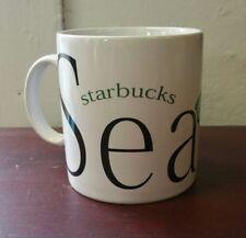 VTG 1994 Starbucks City Mug Seattle Collector's Series Coffee 20 oz Space Needle