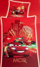 "Bed Cover Bed Duvet Cover Set Children Bedding "" Cars "" 100% Baumwolle"