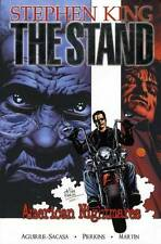 THE STAND: AMERICAN NIGHTMARES Hardcover (STEPHEN KING)!