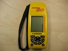 Lowrance iFinder Go Handheld 16 Channel Gps Receiver