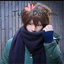 Cosplay Perücke Power Hetalia Spain/Suzaku Brown party COSER Kostüme haar