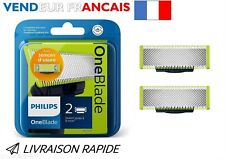 Philips OneBlade Lames Qp220/50 One Blade neuves