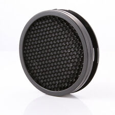 Bayonet Mount Flash Honeycomb Grid Spot Filter Diffuser For Yongnuo Canon Nikon