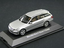 1:43 Schuco mercedes e-class T-Model Elegance 2009 darkblue-Metallic