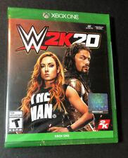WWE 2K20 (XBOX ONE) NEW