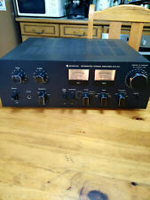 Ampli Sanyo Integrated Amplifier DCA 411