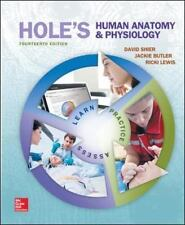 (ebook, pdf) Hole's Human Anatomy and Physiology by Jackie Butler, David Shier