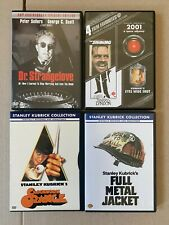 Stanley Kubrick Collection 7 Film Classics Dvd! The Shining, Eyes Wide Shut