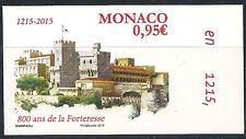 MONACO n° 2991, FORTERESSE de Monaco, NON DENTELE IMPERF, TB ** et RARE
