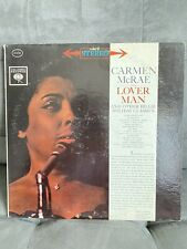 Carmen McRae – Sings Lover Man And Other Billie Holiday Classics