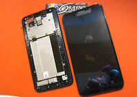 DISPLAY LCD+TOUCH SCREEN+CORNICE PER ASUS ZENFONE 2 ZE551ML Z00AD FRAME COVER