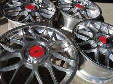❤️❤️4 OEM BBS RC306 8,5x18 et32 5x112 Mercedes Volkswagen VW Jubi Audi A4 A6 A8