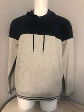 NWT Ted Baker Mens Gray & Blue Colorblock Sweatshirt  Hoodie Size Large L
