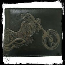 Nemesis Now mens wallet featuring a Bike design