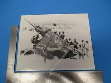 Vintage 1940`s US Army Photograph AAA P78.358.4 120mm AA Gun Testing M441
