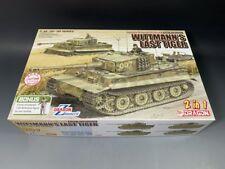 DRAGON 6800 1/35 Pz.Kpfw.VI Ausf.E Sd.Kfz. 181 Wittmann's Last Tiger