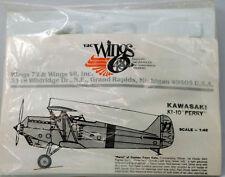 Kawasaki Ki-10 Perry, 1/48 Scale  Vacuform