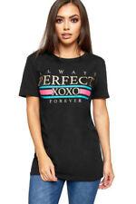 T-shirt, maglie e camicie da donna grafici in cotone taglia 42