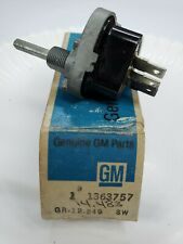 1363757 Nos Convertible Top Amp Tailgate Switch 1964 1965 Buick Special Skylark Gm