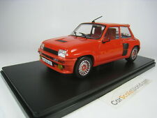 RENAULT 5 TURBO 1980 1/24 IXO SALVAT (RED) WITH BLISTER