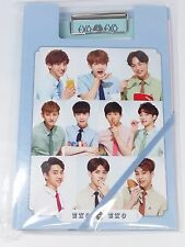 EXO XOXO Photo Clipband File Clip Band File & Monthly Planner & Memo KPOP