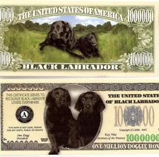 Dollar Black Labrador
