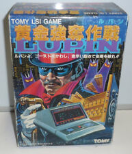 CONSOLE TOMY LSI GAME LUPIN 1980s VINTAGE NTSC JAPAN COMPLETE RARE
