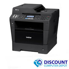 Brother MFC-8510dn Laser All-In-One Monochrome Printer Fax Copier with Toner
