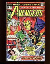 Avengers #139 Fn- Kane Tuska Whirlwind Yellowjacket Wasp Patsy Walker (Hellcat)