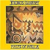 Kronos Quartet - Pieces of Africa (1992)