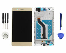 For Huawei P9 Lite VNS-L21 L22 L23 LCD Display Touch Digitizer Assembly+Frame