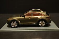 Infiniti FX50S 2009 Rare Limited Diecast Vehicle in scale 1/43
