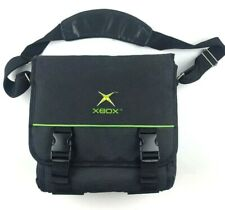 Xbox Messenger Bag Padded Console Computer Case with Shoulder Strap 4 Pockets